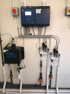 Multi-Parameter Analyser supplied to Murphy Process Engineering Ltd.